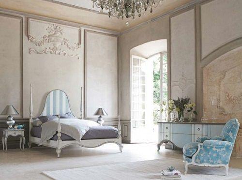 Tendencias de decoración de dormitorios 16 tradicionales