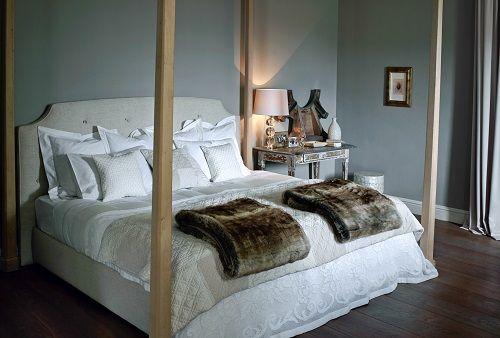 Tendencias de decoración de dormitorios 17 tradicionales