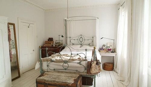 Tendencias de decoración de dormitorios 18 tradicionales