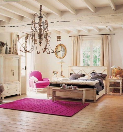 Tendencias de decoración de dormitorios 19 orquídea
