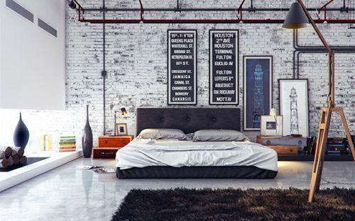 Tendencias de decoración de dormitorios 21 camas danesas
