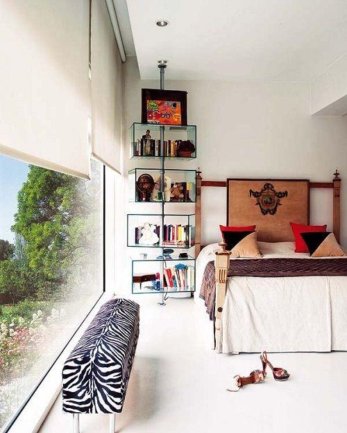 Tendencias de decoración de dormitorios 23 marroquíes