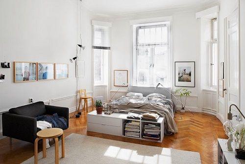 Apartamento amplio nórdico
