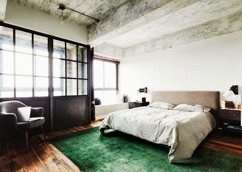 Apartamento en Brooklyn estética industrial 03