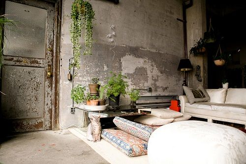 Apartamento en Brooklyn industrial