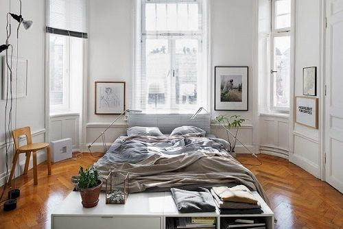 Apartamento nórdico ny