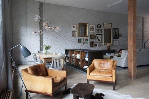 Apartamento vintage en Brooklyn