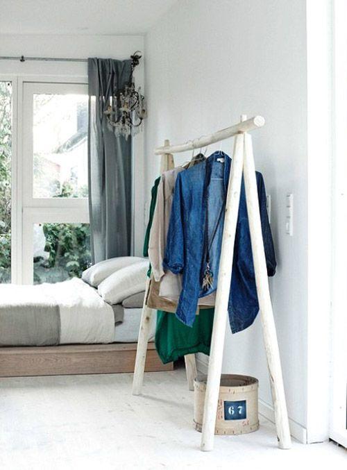 Decoración ecológica dormitorio