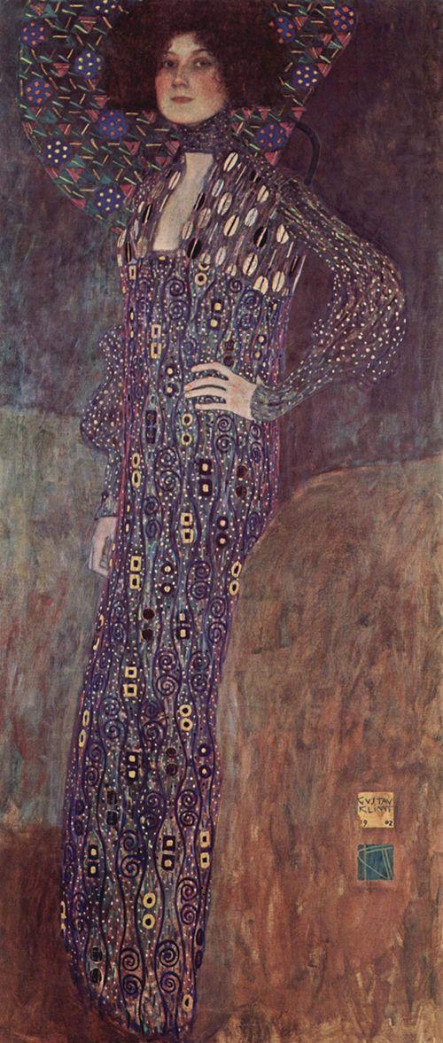 Emile Floge Klimt