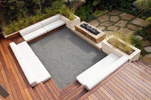 Jardín eco natural