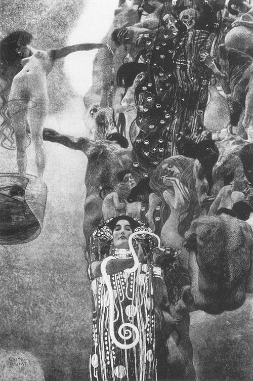 Klimt filosofía