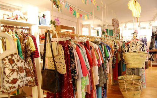 Lolita's closet madrid