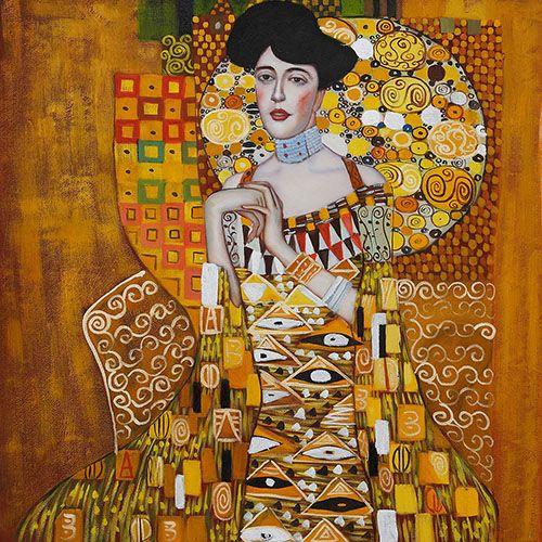 Retrato Adele Bloch Bauer I