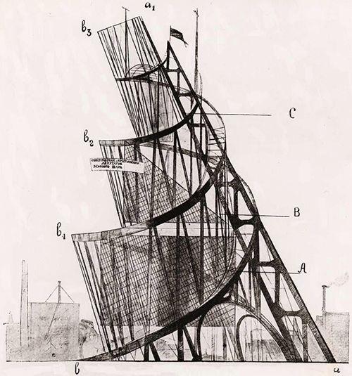 arquitectura constructivista Lissitzky