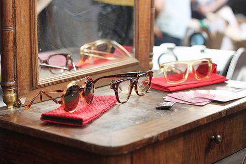 diferentes tipos de gafas