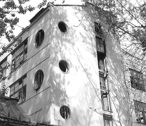 edificio Lissitzky