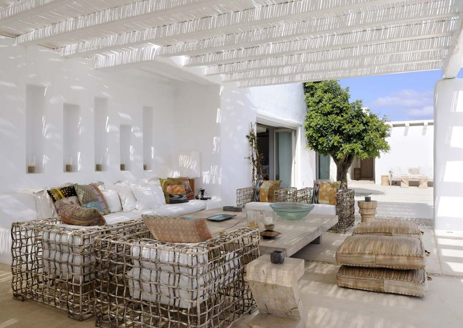 Decoración exterior: consigue tu terraza de ensueño