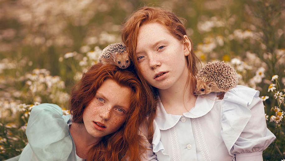 La fotografía surrealista de Katerina Plotnikova