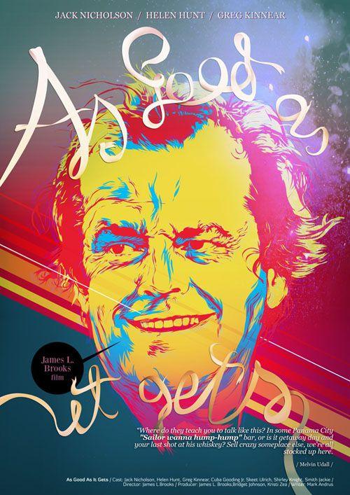 poster pelicula gabs diseño grafico ilustracion