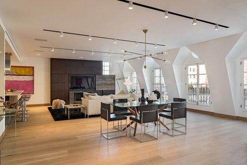 Apartamento neoyorquino en Tribeca