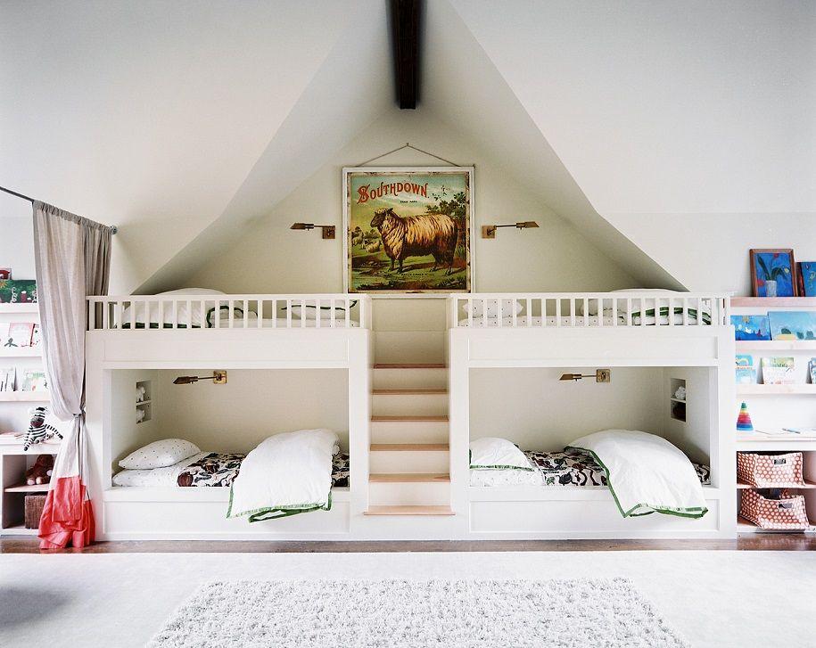Dormitorios infantiles ¿Cómo decorar el cuarto de los peques ...