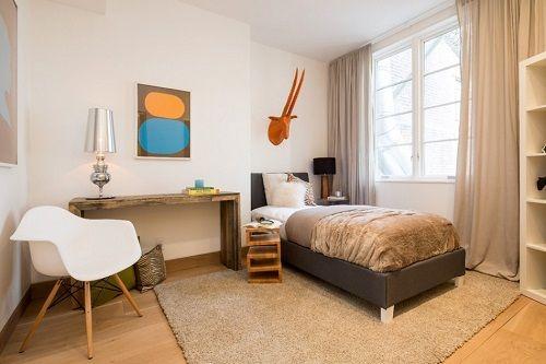 Dormitorio infantil elegante
