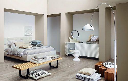 Dormitorio minimal de Bruno Tarsia