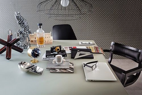 Estudio de diseño de Bruno Tarsia