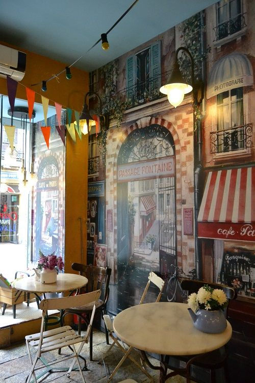 Interior de La Rue