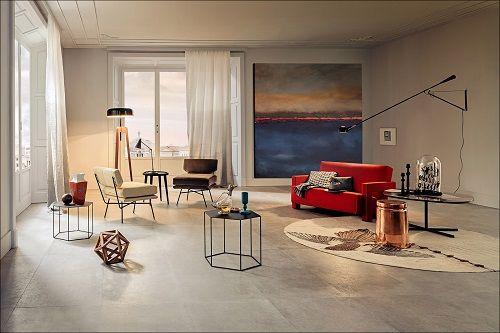 Salón modernista de Bruno Tarsia