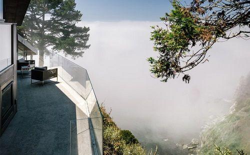Vistas de la niebla
