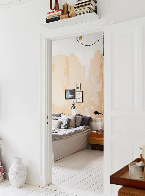 Acceso al dormitorio