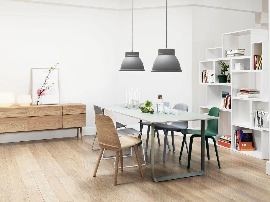 El apartamento escandinavo de Jesper y Majbritt
