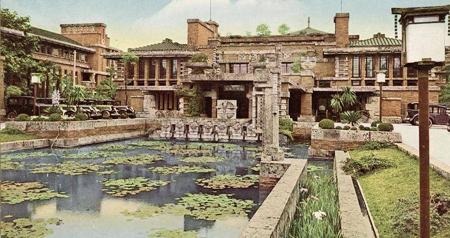 Frank Lloyd Wright, la excelencia en la arquitectura del siglo XX