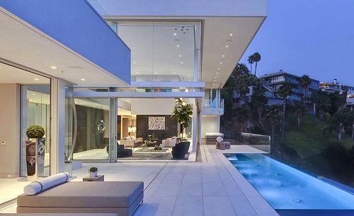 Mansion de lujo en Hollywood (1)