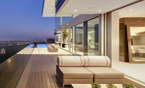 Mansion de lujo en Hollywood (17)