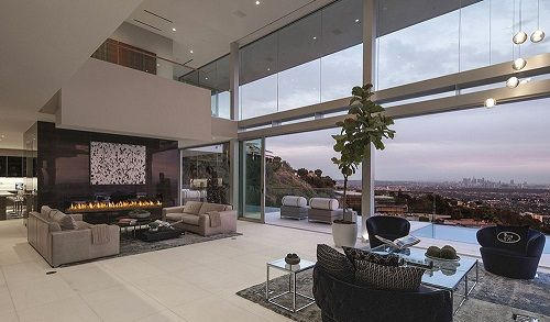Mansion de lujo en Hollywood (4)