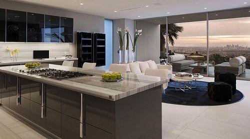 Mansion de lujo en Hollywood (5)