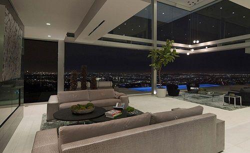 Mansion de lujo en Hollywood (6)
