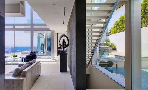 Mansion de lujo en Hollywood (9)