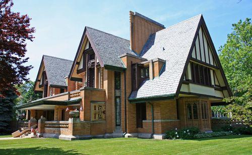 Frank Lloyd Wright Oak Park