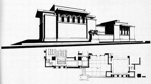 Planos Unity Temple