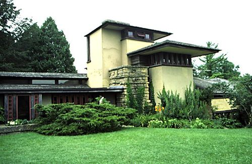 Frank Lloyd Wright Taliesin