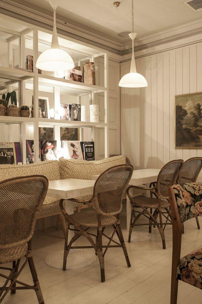 espacio de restaurante dray martina