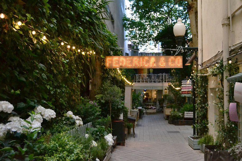 Reabre Federica & co, el jardín secreto de Madrid