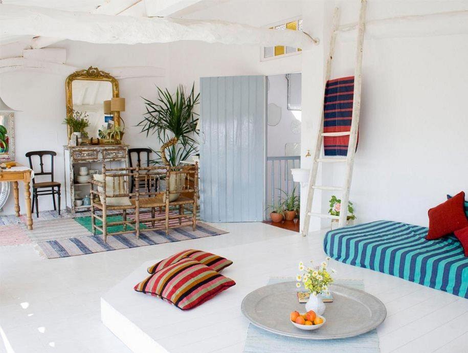 Casa Josephine, mezcla de estilos en el campo