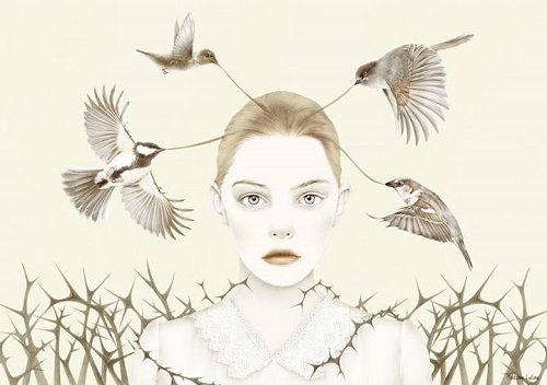 pájaros madame lo