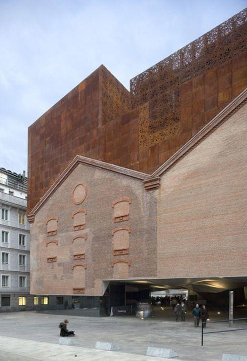 caixaforum fachada