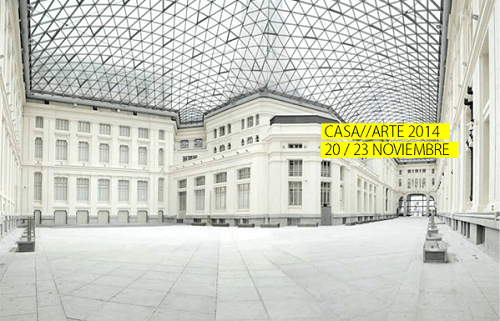 Casa Arte en la Galería de Cristal