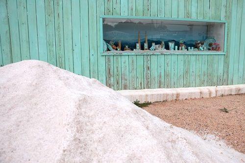 Montículo de Sal de Ibiza